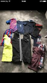 Large boys clothes bundle age 7-8**GREAT CONDITION **