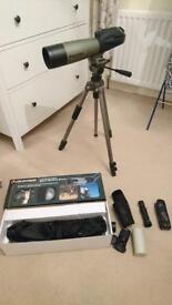 Telescope and Tripod