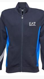 EA7 Armani tracksuit top