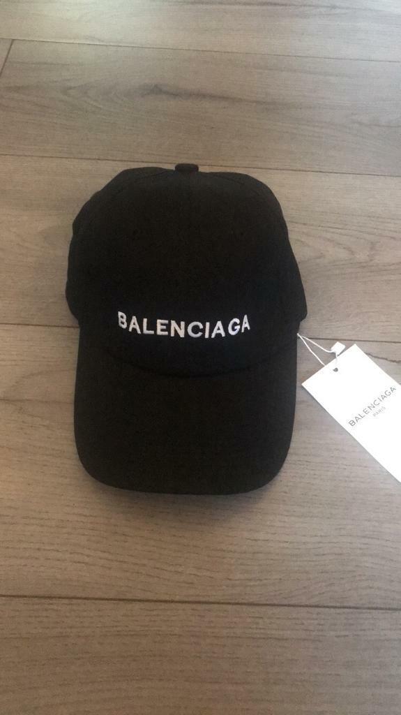Balenciaga cap   Hat Brand New Genuine  3512036d90a