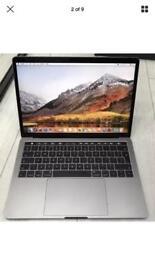 MacBook Pro 13 2017 Touchbar - i5 - 8gb - 256ssd - Receipt & Warranty