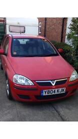 SOLD Vauxhall Corsa 1.2