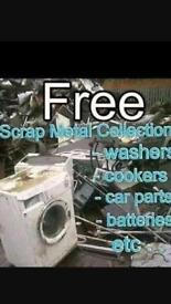 All Scrap wanted