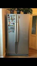American style fridge