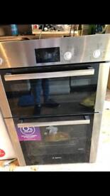 Bosch Built in Double Electric Oven New and Unused