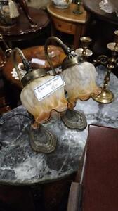 ENS. LAMPE DE TABLE KIT NO 2