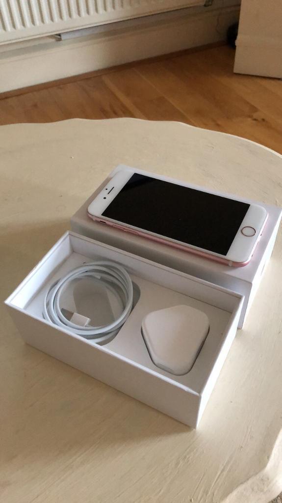 IPhone 6s - rose gold - o2 - 64gb