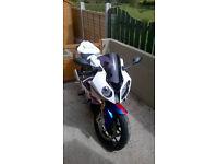 BMW S 1000 RR Super Sports Motorbike