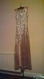 2 formal dresses