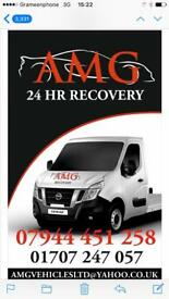 M1 AMG car Breakdown Recovery 24/7