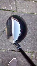 MacLeonard Golf 3 and 5 Woods