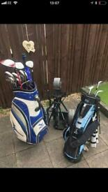 Full set of Golf equipment