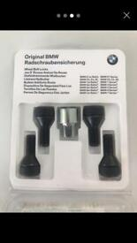 BMW Alloys locking keys
