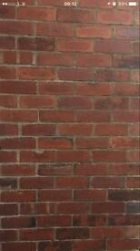 Reclaimed Brick 235 x 80 mm Red Facing Engineering Bricks