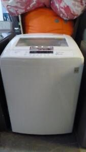 361- NEUF - NEW     Laveuse   LG  Washer