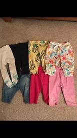 Baby clothes (Next)