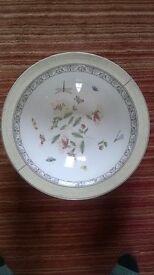 wedgwood sarahs garden wash bowl