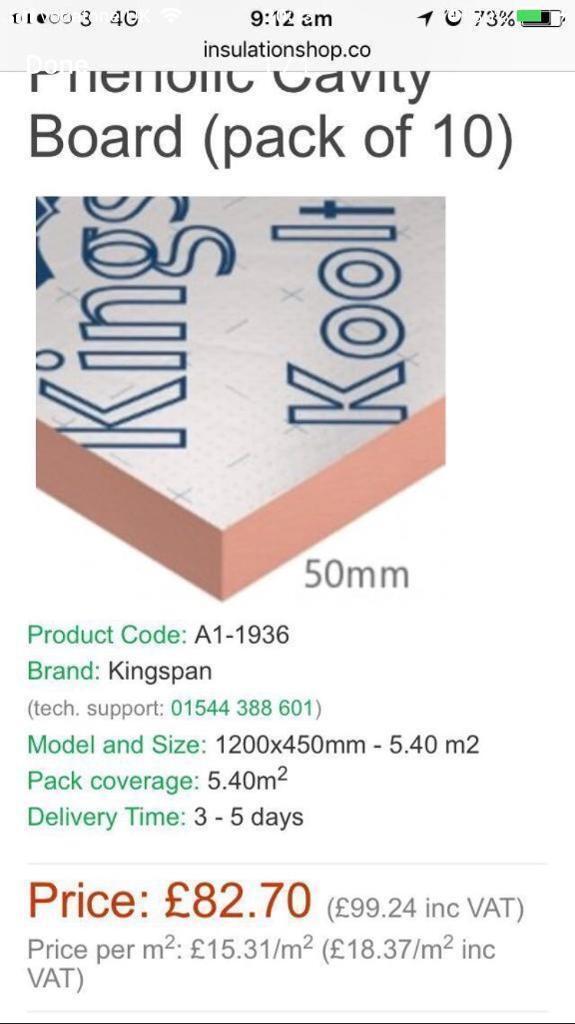 kingspan kooltherm insulation in ystradgynlais swansea. Black Bedroom Furniture Sets. Home Design Ideas