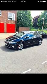 Honda civic 2.2 cdti good condition