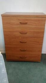 5 drawer unit