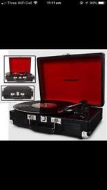 Crosley cruiser vinyl player