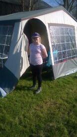 Conway rio trailer tent