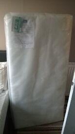 cot mattress brand new