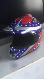 For sale moto bike helmet