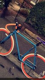 Brand new Mango Fixed Gear Bike