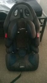 car seat 2/3 originally 60 gbp