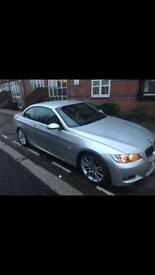 Black Friday special Quick sale Bmw 320i convertible £6500