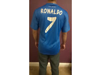 Cristiano Ronaldo Real Madrid T-Shirt Unoffical (Great condition/barely worn) (Can post)