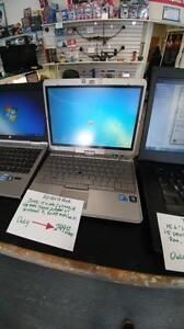 HP Elite Book Intel i5 V-pro w/ Charger // Windows 7