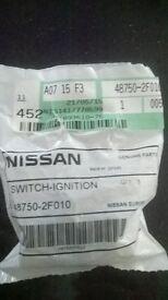 nissan ignition switch almera
