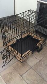 "Brand new 20"" dog cage"