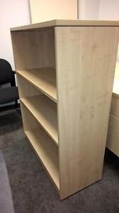 Used Wood Bookshelves - Excellent Condition