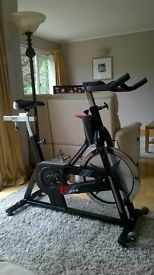 Schwinn IC Pro Spinning Bike. Full commercial model. Excellent condition only £200