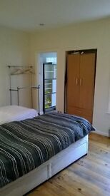 Large Bedroom with Bathroom for 2 sharers £122pw EACH in Fantastic Location Tube 1 min walk