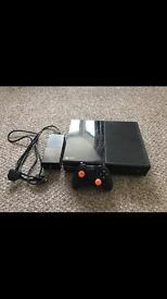 Xbox one 500gb with controller, 7 games and accessories
