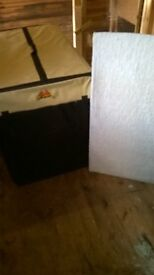 fold away canvas dog crate