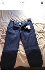 Golf Trousers Lyle & Scott 36R BNWT RRP 80.00