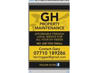 For all your property maintenance
