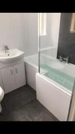 Fully Fitted Bathrooms FROM £1895