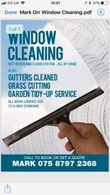 Handyman 07587972368 window cleaning , gutter cleaning .Pvc and soffit cleaning all types gardening
