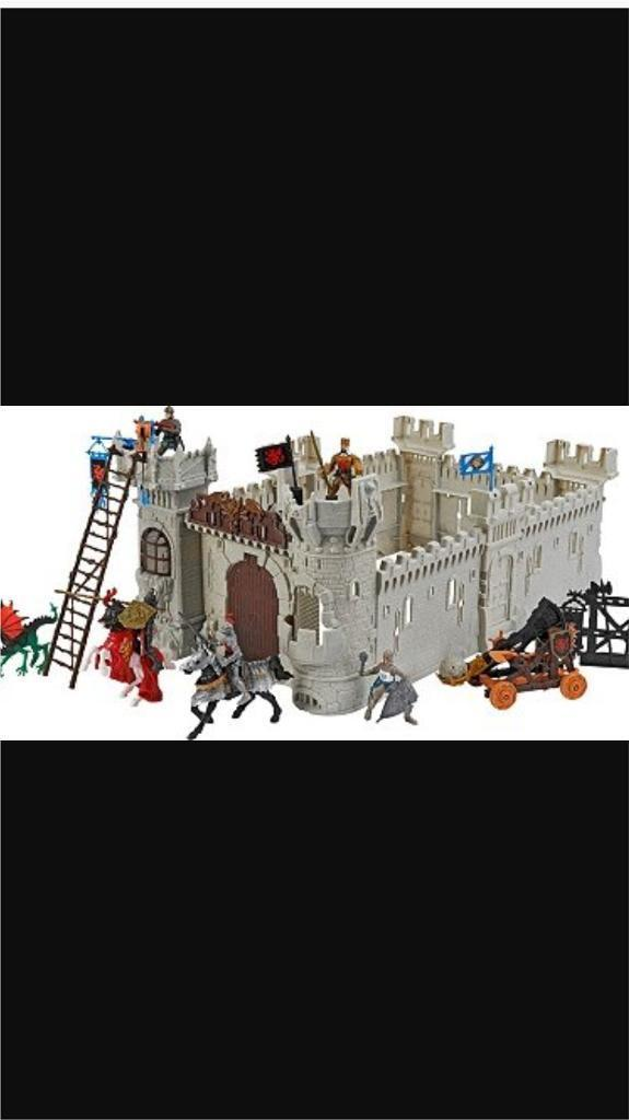 Chad valley castle playset