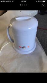 Hive wax pot