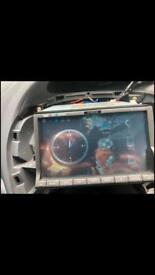 TD-714SGD Xtrons Double Din Car Stereo