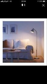 Cool floor reading lamp ( IKEA)