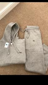 Lacoste adults tracksuit