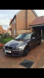 BMW 325d Msport auto (swap for transit custom have cash to add)